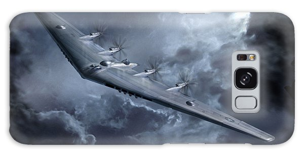 Yb-35 Flying Wing Galaxy Case