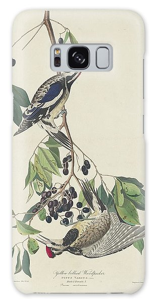 Yellow-bellied Woodpecker Galaxy Case by Dreyer Wildlife Print Collections