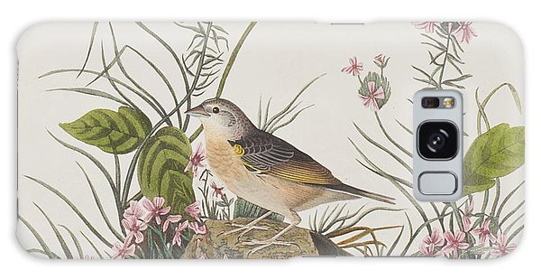 Yellow-winged Sparrow Galaxy Case