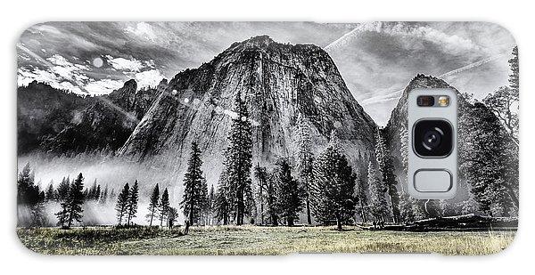 Yosemite Dawn Galaxy Case