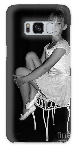 Young Ballerina  Galaxy Case