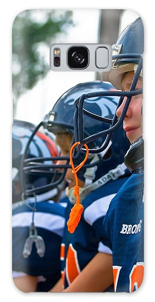 Youth Football Galaxy Case