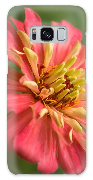 Zinnia Galaxy Case by Jim Hughes