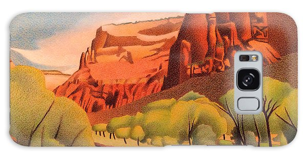 Zion Canyon Galaxy Case