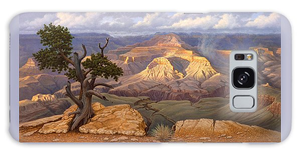Zoroaster Temple From Yaki Point Galaxy Case
