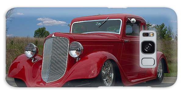 1934 Ford Coupe Hot Rod Galaxy Case