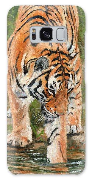 Amur Tiger Galaxy Case