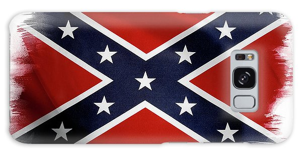 Confederate Flag 10 Galaxy Case