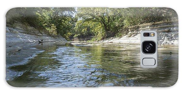 10 Mile Creek Galaxy Case by Ricky Dean