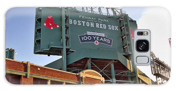100 Years At Fenway Galaxy Case