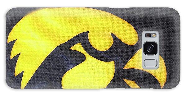 10724  Iowa Hawkeye Galaxy Case by Pamela Williams