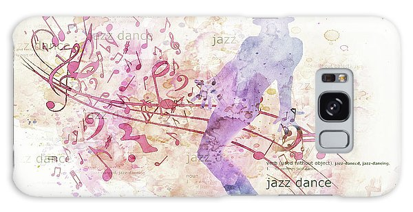 10849 All That Jazz Galaxy Case by Pamela Williams