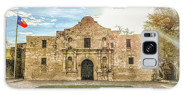10862 The Alamo Galaxy Case by Pamela Williams