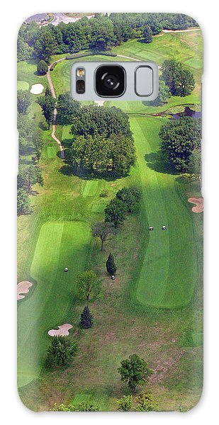 10th Hole 2 Sunnybrook Golf Club 398 Stenton Avenue Plymouth Meeting Pa 19462 1243 Galaxy Case by Duncan Pearson