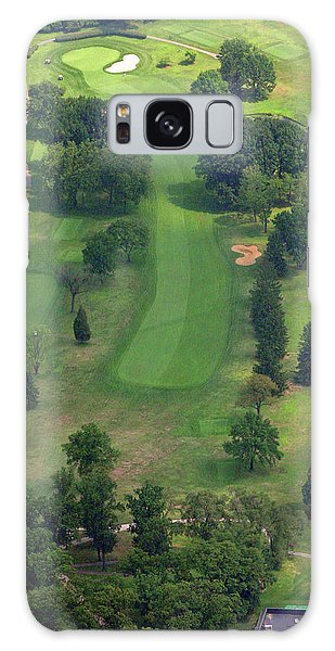 10th Hole Sunnybrook Golf Club 398 Stenton Avenue Plymouth Meeting Pa 19462 1243 Galaxy Case by Duncan Pearson