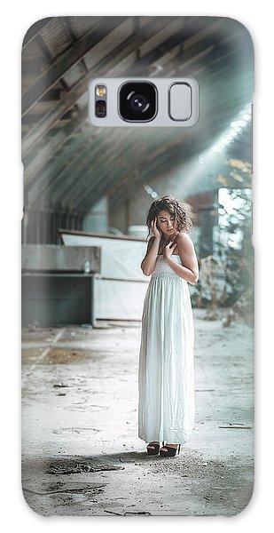 Galaxy Case featuring the photograph Giulia by Traven Milovich
