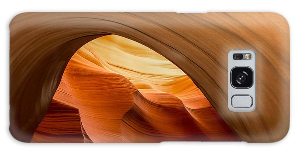 Lower Antelope Canyon Navajo Tribal Park #12 Galaxy Case