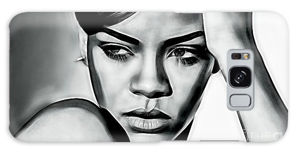 Rihanna Collection Galaxy Case by Marvin Blaine