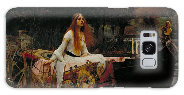 The Lady Of Shalott Galaxy Case