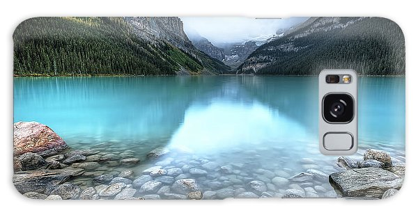 1111 Lake Louise Galaxy Case