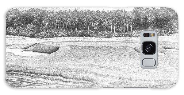 11th Hole - Trump National Golf Club Galaxy Case