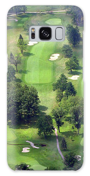 11th Hole Sunnybrook Golf Club 398 Stenton Avenue Plymouth Meeting Pa 19462 1243 Galaxy Case by Duncan Pearson