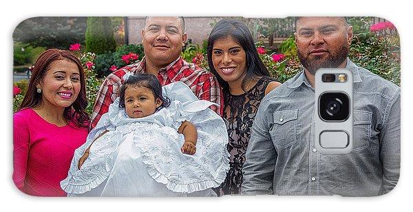 Cruz Baptism Galaxy Case