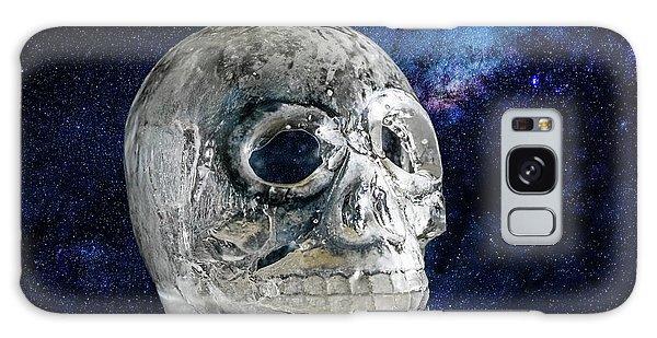 Ice Skullpture Galaxy Case