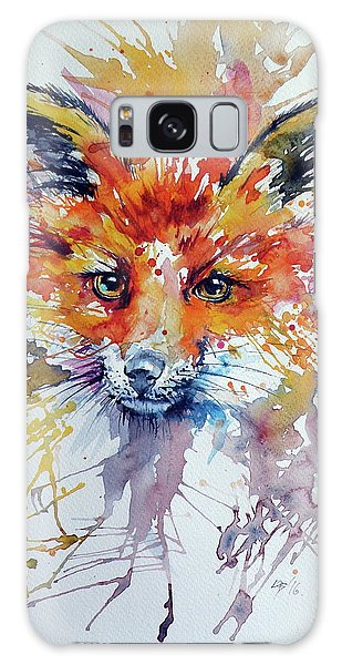 Red Fox Galaxy Case