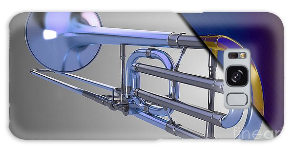 Trombone Collection Galaxy Case