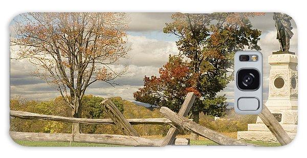 124th Pennsylvania Infantry Monument Galaxy Case