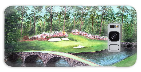 12th Hole At Augusta National Galaxy Case