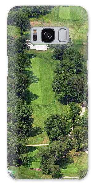 12th Hole Sunnybrook Golf Club 398 Stenton Avenue Plymouth Meeting Pa 19462 1243 Galaxy Case by Duncan Pearson
