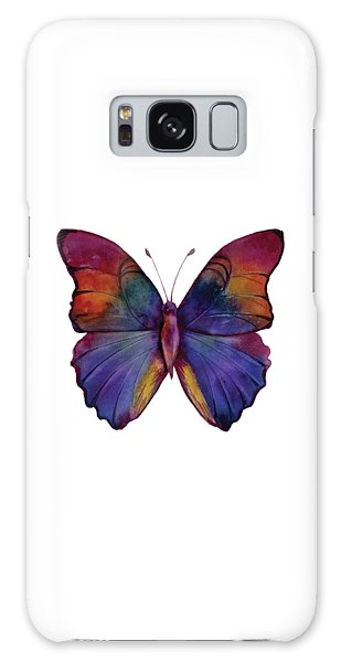 13 Narcissus Butterfly Galaxy Case