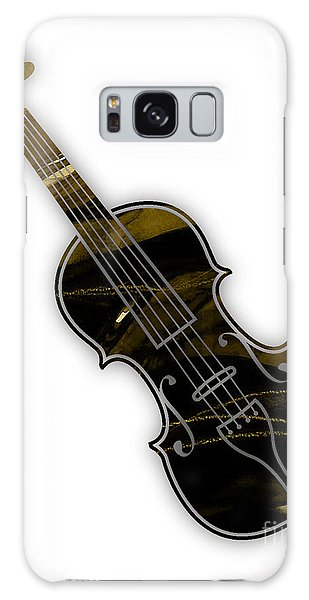 Violin Collection Galaxy Case