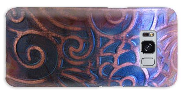 1341 Paisley Cuff Galaxy Case