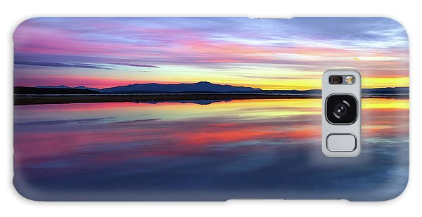 Lake Winnipesaukee - Layers Galaxy Case