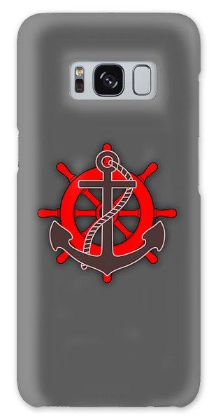 Nautical Collection Galaxy Case