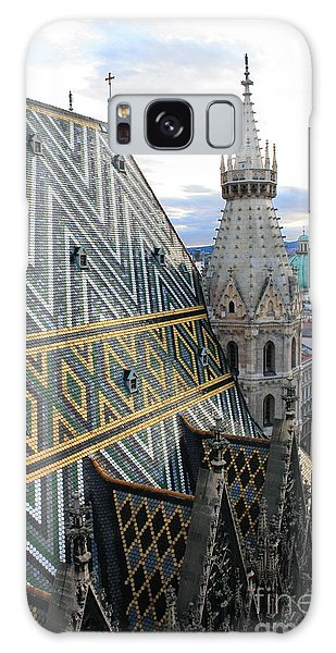 St Stephens Cathedral Vienna Galaxy Case