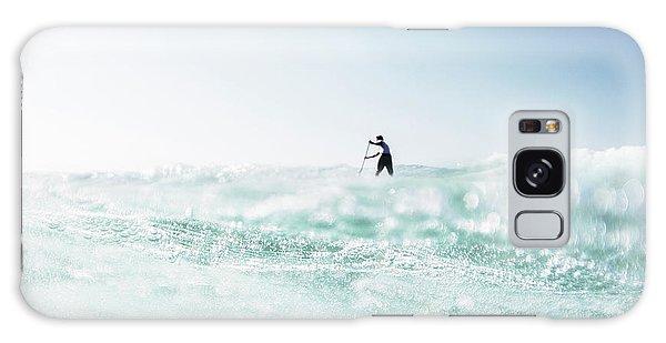 Ocean Galaxy Case - 140902-2119 by Enric Gener
