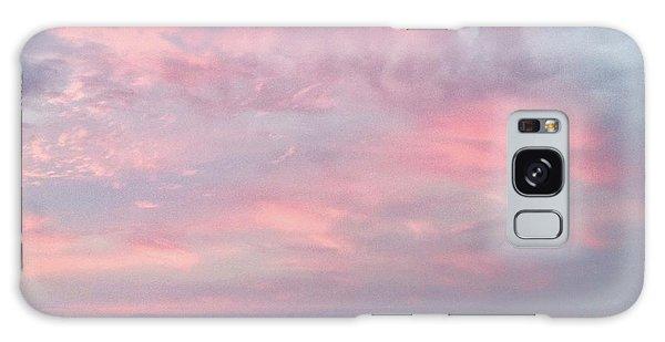 Pretty In Pink Galaxy Case