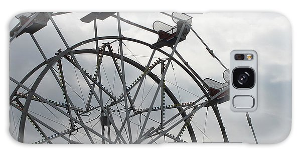 15th Street Ferris Wheel Galaxy Case