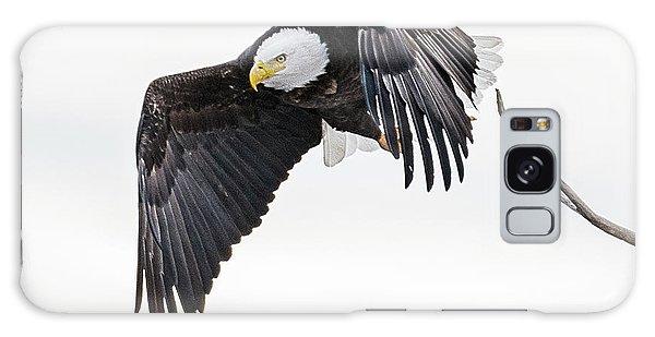 Bald Eagle Galaxy Case