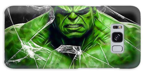 The Avengers Galaxy Case - The Incredible Hulk Collection by Marvin Blaine
