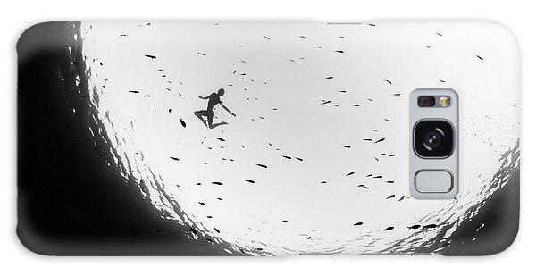 Ocean Galaxy Case - 160820-9311 by Enric Gener