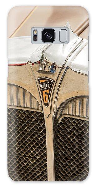 1931 Willys Convertible Car Antique Vintage Automobile Photograp Galaxy Case
