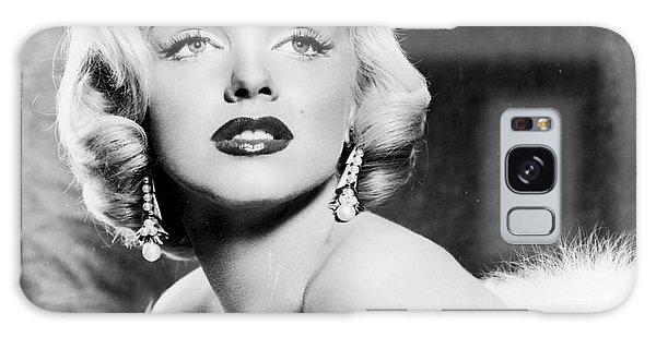 Earring Galaxy Case - Marilyn Monroe by Granger