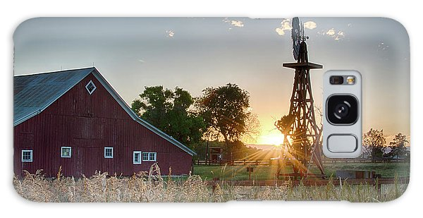 17 Mile House Farm - Sunset Galaxy Case