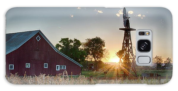 17 Mile House Farm - Sunset Galaxy Case