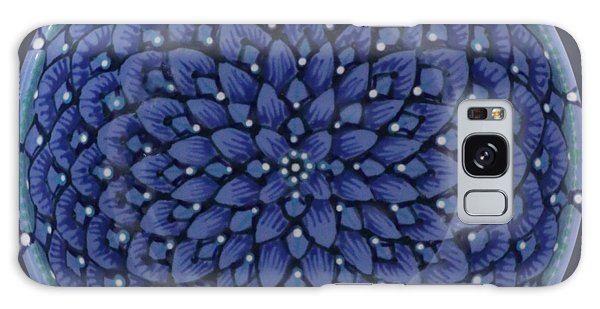 Galaxy Case featuring the ceramic art #1701 by Kym Nicolas